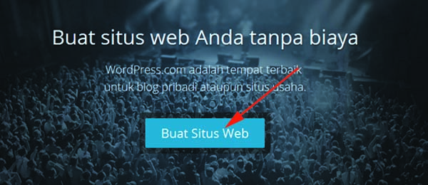 cara membuat website gratis di wordpress 01