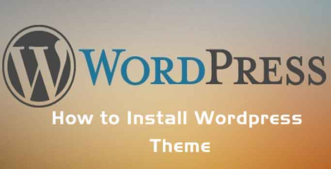 Cara Install Theme di WordPress