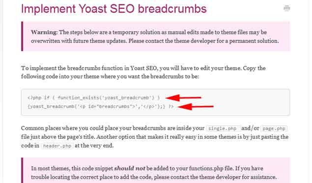 cara-setting-yoast-seo-breacrumbs-satu