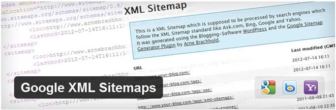 Cara Membuat Sitemap Dengan Plugin Google XML Sitemaps