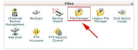 pilih-file-manager