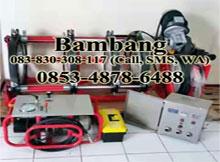 Mesin Penyambung Pipa HDPE Kecil