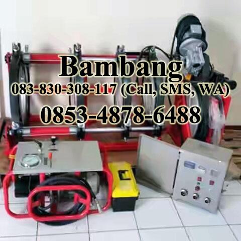 Mesin Penyambung Pipa HDPE