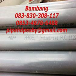 Ukuran Pipa PVC