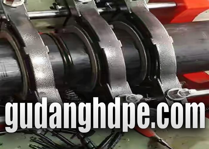 Mesin Las Pipa HDPE Manual dan Hidrolik Garansi di Surabaya