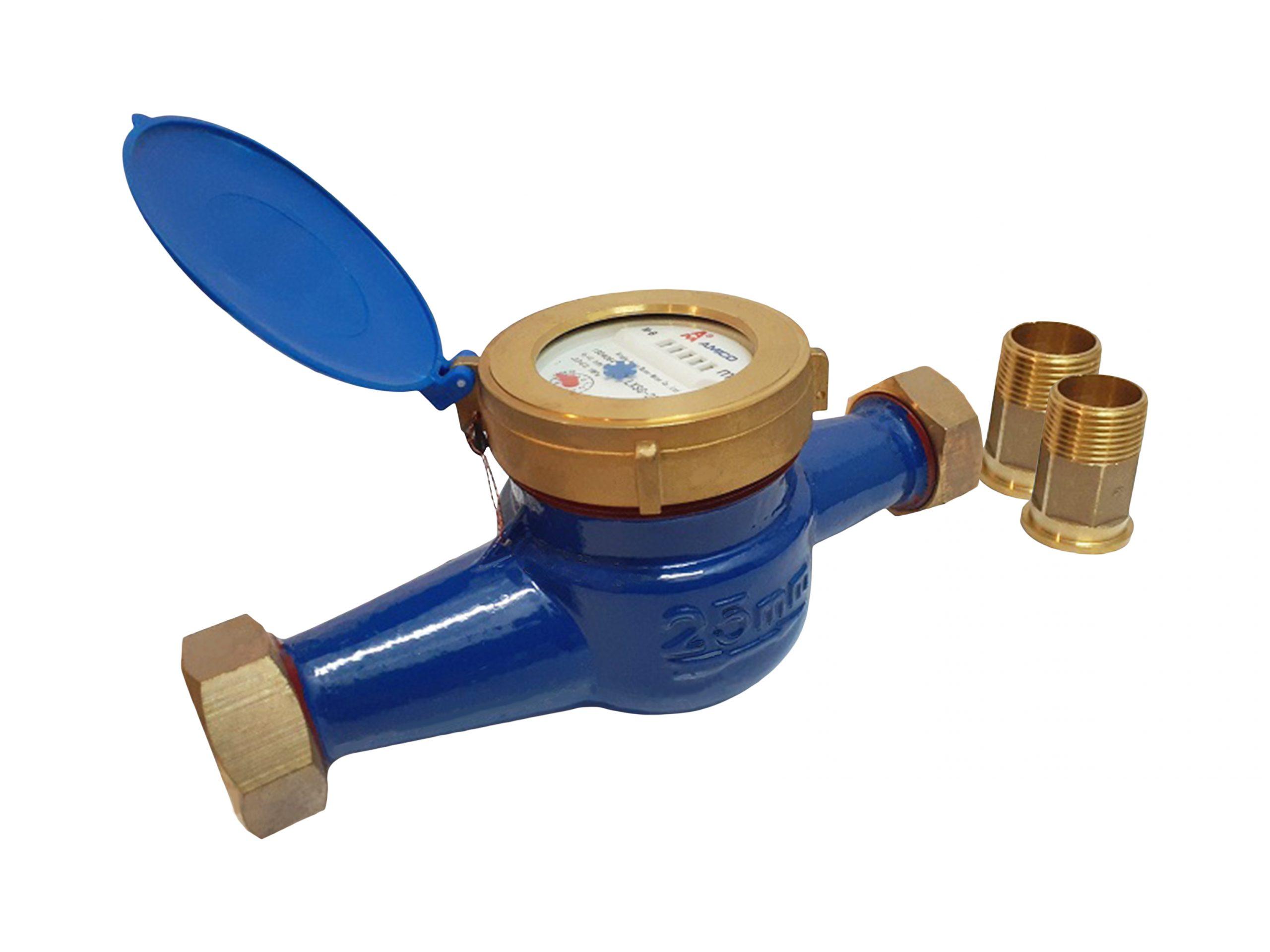water meter dan valve