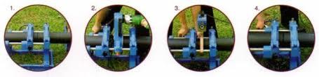 Metode Sambungan Butt Fusion Pipa HDPE