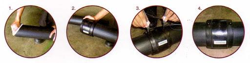 Metode Sambungan Electro Fusion Pipa HDPE